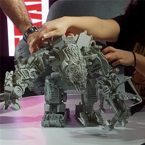 伦敦MCM漫展公布SS系列大力神完全体灰模并附新角色官图 变形金刚 第1张