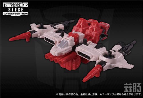 TAKARATOMY日版WFC Siege围城系列SG-18 猛攻公布 变形金刚动态 第2张