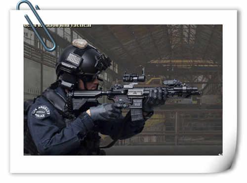 EASY&SIMPLE新品:1/6 洛杉矶特警 LAPD SWAT