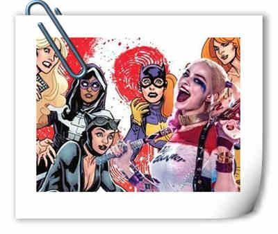 DC新电影《猛禽小队》全名曝光,暗示主角及剧情走向?