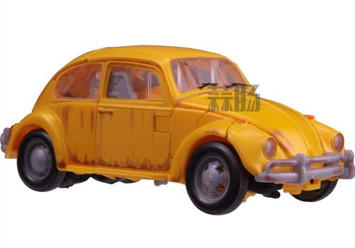 日本7-11限定甲壳虫大黄蜂官图公布 做旧涂装是亮点 变形金刚 第3张