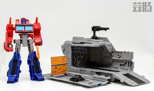 《变形金刚:CYBERVERSE》 公布 玩具反斗城限定版擎天柱 变形金刚 第5张
