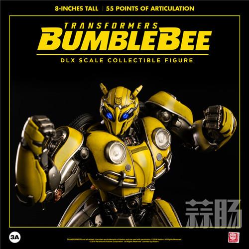 3A《大黄蜂》甲壳虫版大黄蜂将于12月1日发售 变形金刚 第5张