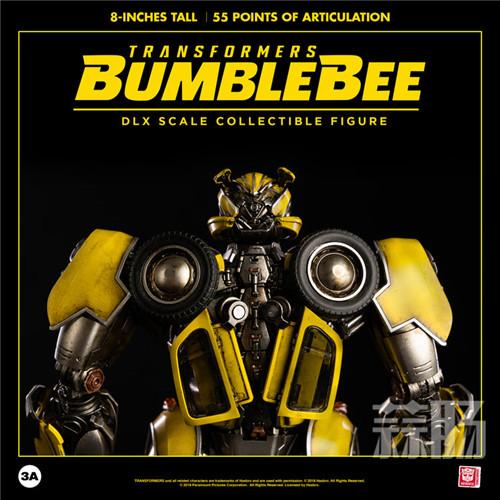 3A《大黄蜂》甲壳虫版大黄蜂将于12月1日发售 变形金刚 第4张