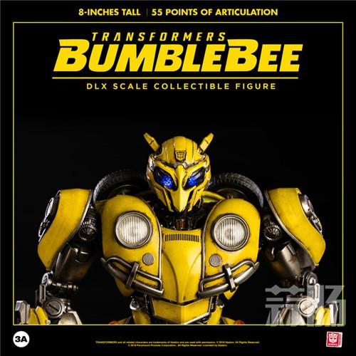 3A《大黄蜂》甲壳虫版大黄蜂将于12月1日发售 变形金刚 第2张