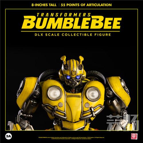 3A《大黄蜂》甲壳虫版大黄蜂将于12月1日发售 变形金刚 第1张
