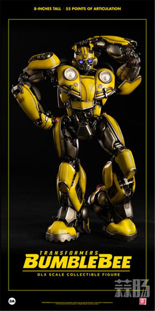 3A《大黄蜂》甲壳虫版大黄蜂将于12月1日发售 变形金刚 第8张