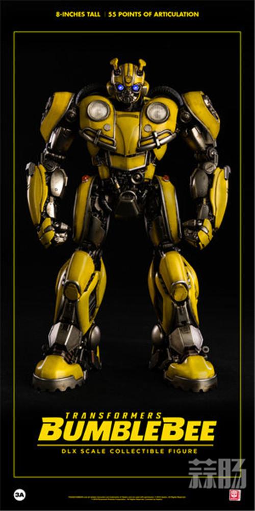 3A《大黄蜂》甲壳虫版大黄蜂将于12月1日发售 变形金刚 第10张