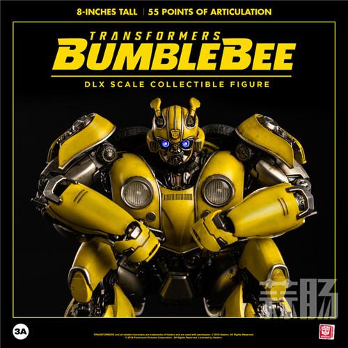 3A《大黄蜂》甲壳虫版大黄蜂将于12月1日发售 变形金刚 第6张