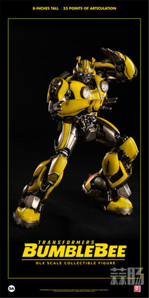 3A《大黄蜂》甲壳虫版大黄蜂将于12月1日发售 变形金刚 第7张