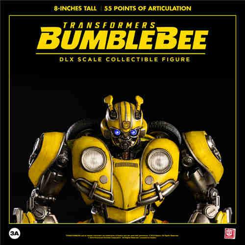 3A《大黄蜂》甲壳虫版大黄蜂将于12月1日发售