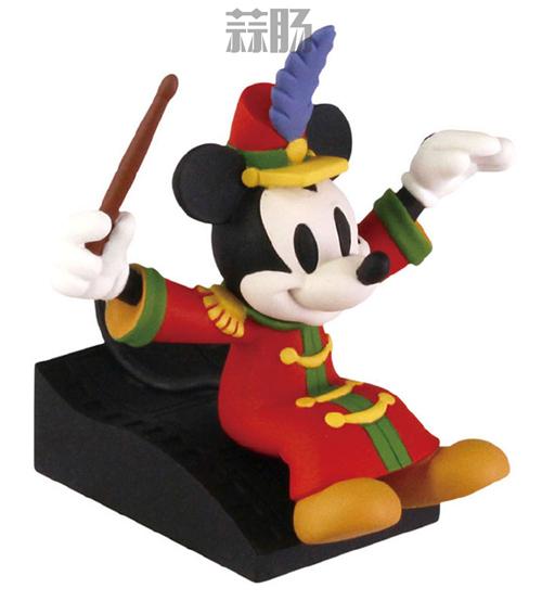 TakaraTOMY 发布六款迪士尼90周年米老鼠特别版 模玩 第3张