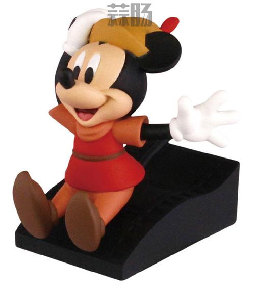 TakaraTOMY 发布六款迪士尼90周年米老鼠特别版 模玩 第5张