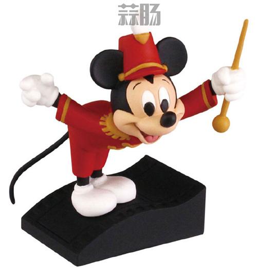 TakaraTOMY 发布六款迪士尼90周年米老鼠特别版 模玩 第6张