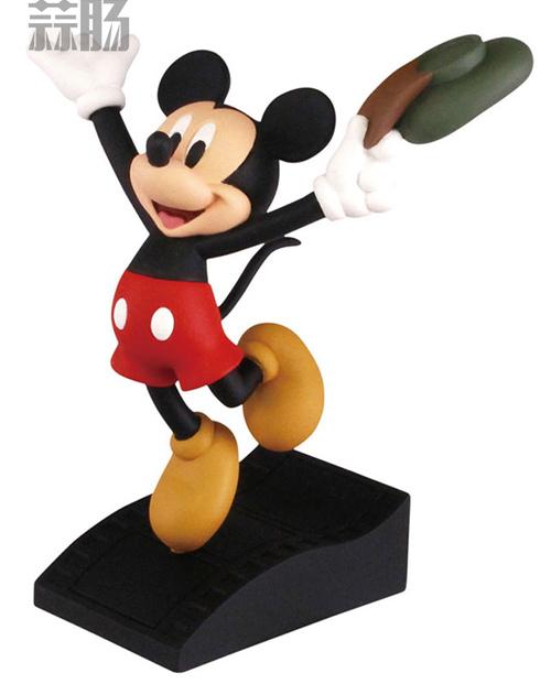 TakaraTOMY 发布六款迪士尼90周年米老鼠特别版 模玩 第7张