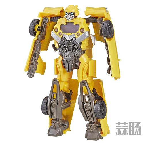 变形金刚Bumblebee Mission Vision大黄蜂与粉碎细节图公布 变形金刚 第3张