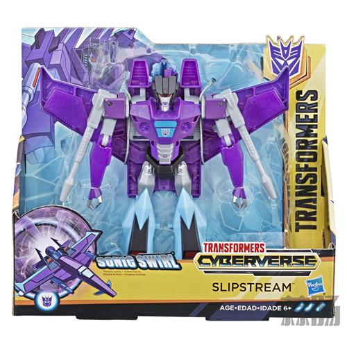 《变形金刚Cyberverse》U级大黄蜂等大量新玩具图公布 变形金刚 第5张