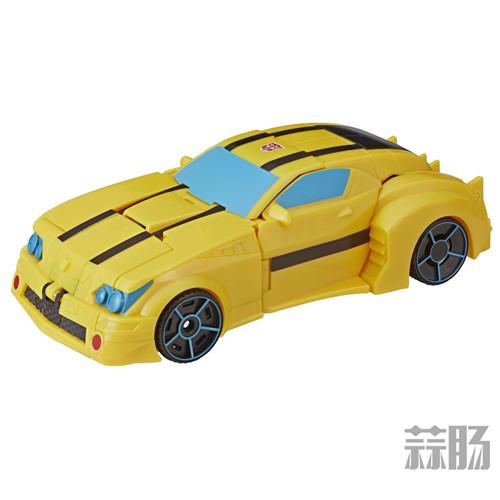 《变形金刚Cyberverse》U级大黄蜂等大量新玩具图公布 变形金刚 第7张