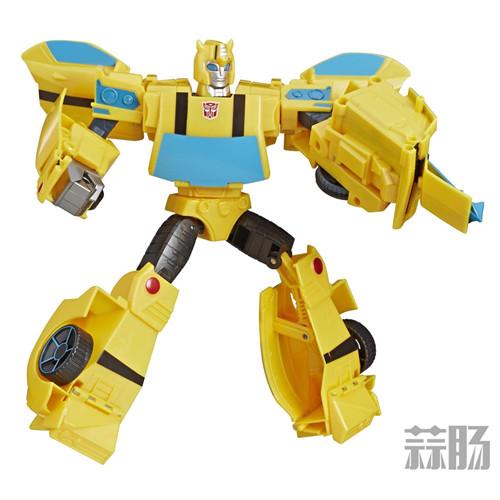 《变形金刚Cyberverse》U级大黄蜂等大量新玩具图公布 变形金刚 第9张