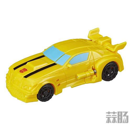 《变形金刚Cyberverse》U级大黄蜂等大量新玩具图公布 变形金刚 第11张