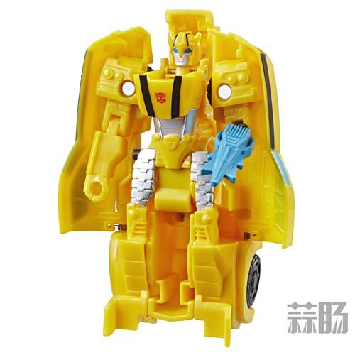 《变形金刚Cyberverse》U级大黄蜂等大量新玩具图公布 变形金刚 第10张