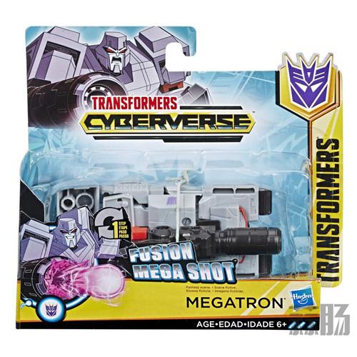 《变形金刚Cyberverse》U级大黄蜂等大量新玩具图公布 变形金刚 第15张