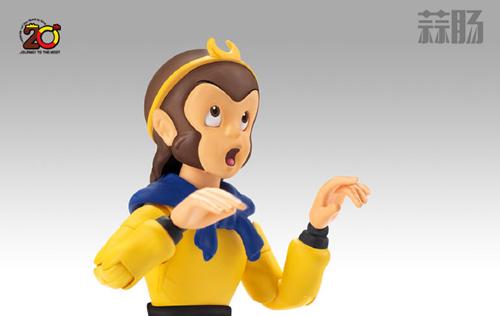 《西游记》99版孙悟空官图公布 这款猴哥有没有勾起你童年的回忆? 模玩 第6张