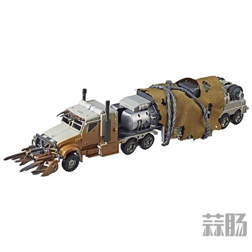 变形金刚电影工作室系列SS-34 威震天细节图公开 披风在身依旧霸气 变形金刚 第2张