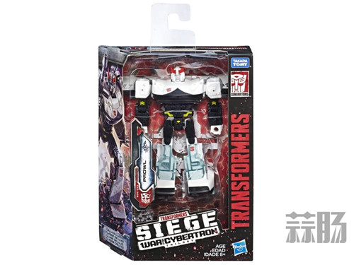 变形金刚Siege围城系列Wive2多款玩具涂装公开 变形金刚 第6张