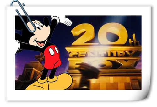 迪士尼与福克斯的兼并即将于下月完成?贱虫相见不远了!