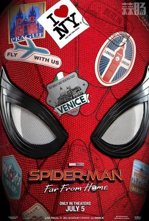 《蜘蛛侠:英雄远征》曝首个预告片 战衣成亮点? 动漫 第3张