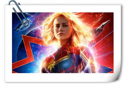 《惊奇队长》国内定档 与美国同步三八妇女节上映?