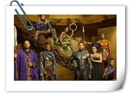 """《黑豹》打破超级英雄片的""""宿命""""?成为首部入围奥斯卡的漫威电影"""