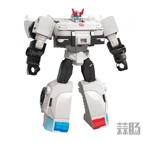 孩之宝将推出变形金刚Cyberverse新系列Spark Armor星火装甲 变形金刚 第3张