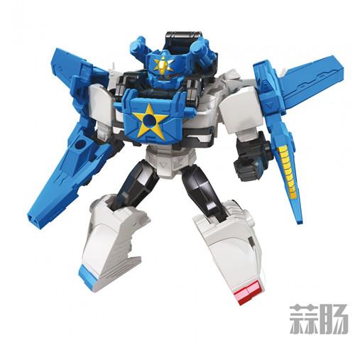 孩之宝将推出变形金刚Cyberverse新系列Spark Armor星火装甲 变形金刚 第1张