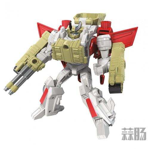 孩之宝将推出变形金刚Cyberverse新系列Spark Armor星火装甲 变形金刚 第5张