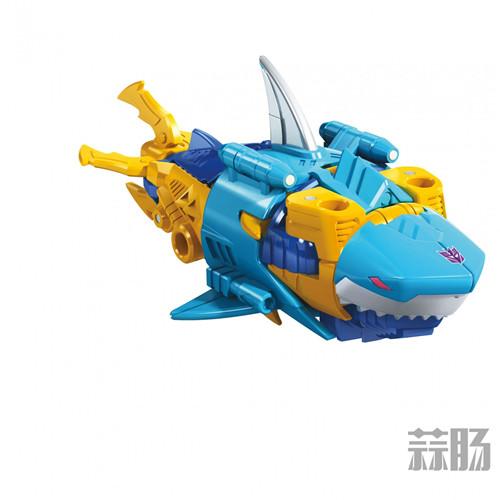 孩之宝将推出变形金刚Cyberverse新系列Spark Armor星火装甲 变形金刚 第12张