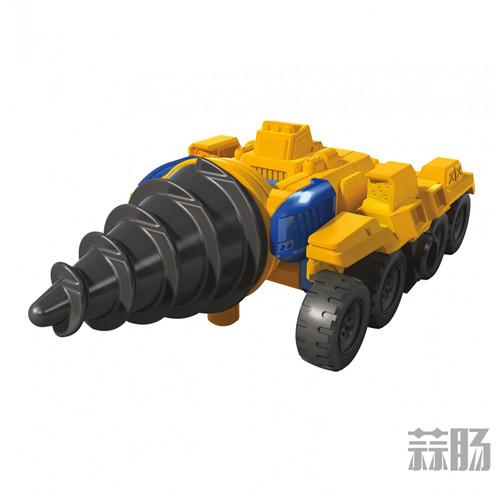 孩之宝将推出变形金刚Cyberverse新系列Spark Armor星火装甲 变形金刚 第9张