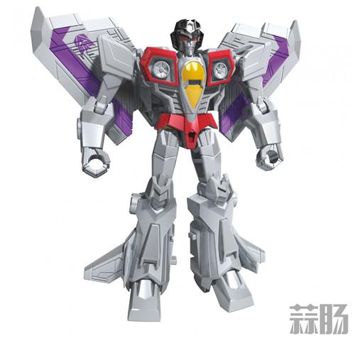 孩之宝将推出变形金刚Cyberverse新系列Spark Armor星火装甲 变形金刚 第14张