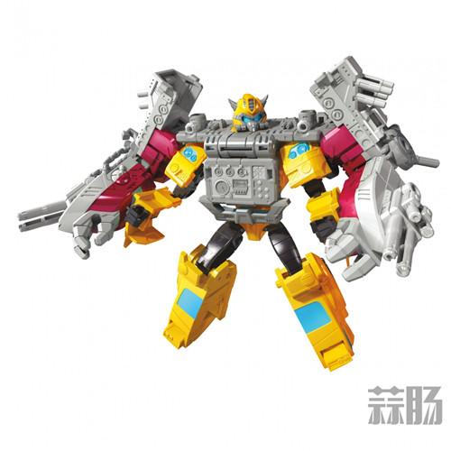 孩之宝将推出变形金刚Cyberverse新系列Spark Armor星火装甲 变形金刚 第17张