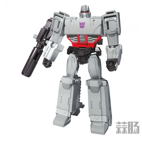 孩之宝将推出变形金刚Cyberverse新系列Spark Armor星火装甲 变形金刚 第23张