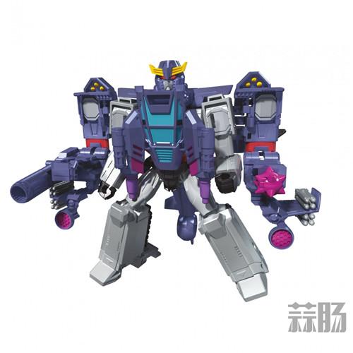 孩之宝将推出变形金刚Cyberverse新系列Spark Armor星火装甲 变形金刚 第21张
