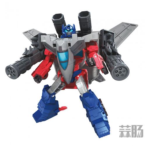 孩之宝将推出变形金刚Cyberverse新系列Spark Armor星火装甲 变形金刚 第25张