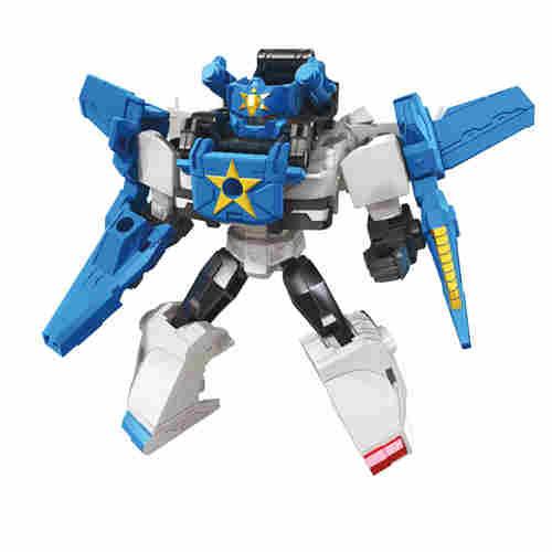 孩之宝将推出变形金刚Cyberverse新系列Spark Armor星火装甲