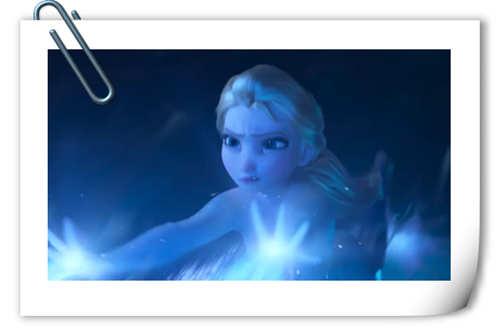 《冰雪奇缘2》首张海报及手部预告公布 网友:超级英雄片?