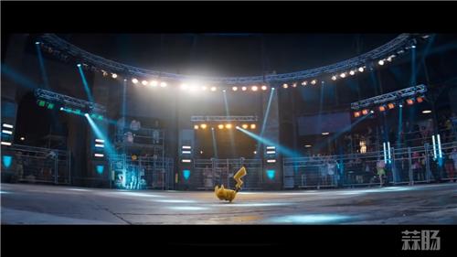 《大侦探皮卡丘》预告片曝光,看一下激萌的皮卡丘!! 动画 电影 皮卡丘 动漫  第3张