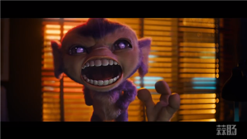 《大侦探皮卡丘》预告片曝光,看一下激萌的皮卡丘!! 动画 电影 皮卡丘 动漫  第5张
