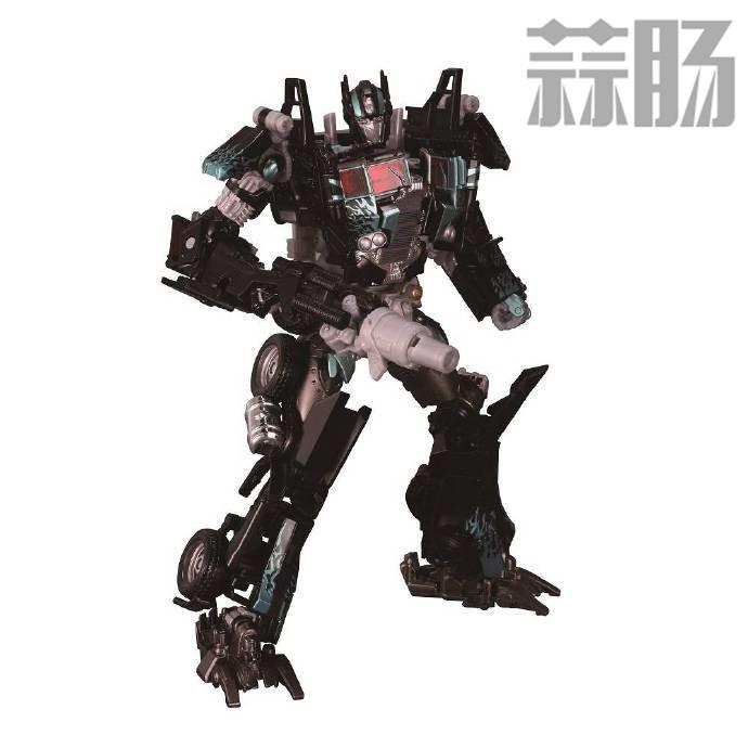 变形金刚7-11日本限定L级暗黑擎天柱公开 变形金刚 第4张