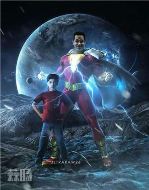 《雷霆沙赞》口碑解禁,烂番茄目前新鲜度97%好评创DC新高 动漫 第2张
