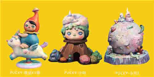 2019上海国际潮流玩具展第一波限定品来啦!